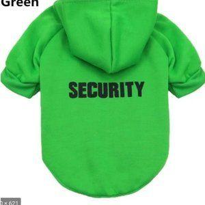 New Cat Security Hoodie